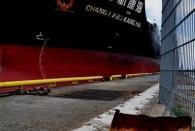 Nah dran im Hafen 1