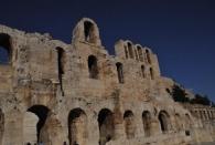 Das Odeon des Herodes
