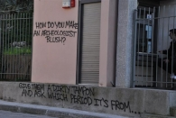 Passt irgendwie zu Athen :)