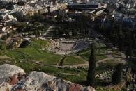 Das Theater des Dionysos
