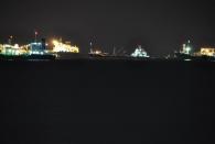 Und die Lichter sind alles Schiffe