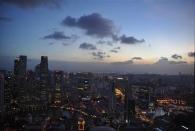 Die New Asia Bar bietet noch immer eine geniale Aussicht