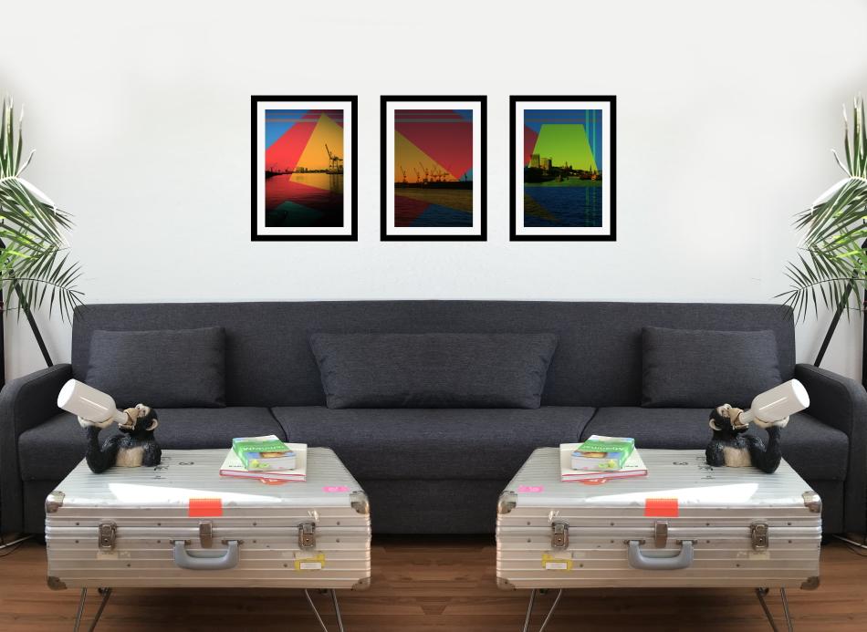 Colourful Trios