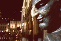 Die glänzende Nase des Schriftstellers Marin Držić