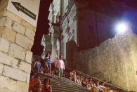 Die spanische Treppe Dubrobniks