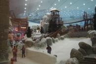 Ski Dubai - total verrückt