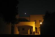 Arabische Nacht im Wohngebiet