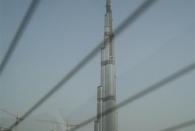 Burj Dubai! Jetzt schon 636m hoch und wohl noch lange nicht fertig