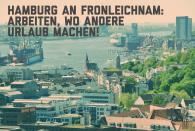 Fronleichnam in Hamburg
