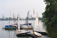 Bootsverleih an der Rabenstraßen
