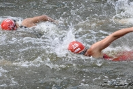 Triathlon in Hamburg