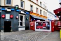 Herbertstraße unscharf