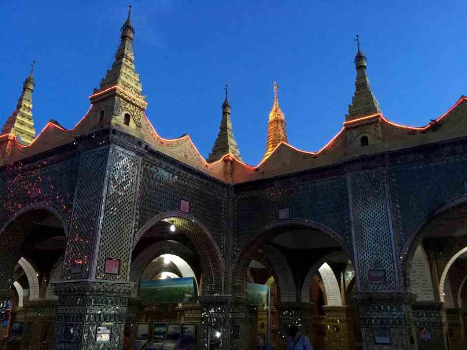 Myanmar I: Hamburg – Bagan