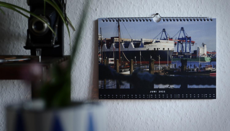 Hafen-Kalender 2021
