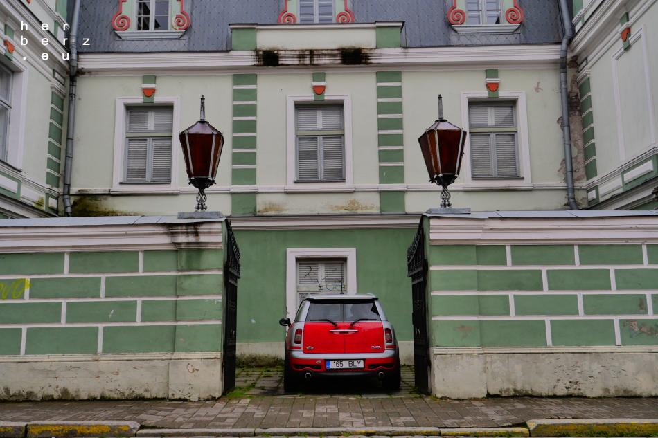 50/2020 – Kleines Auto, großes Haus